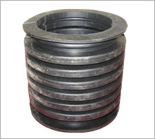 Rubber Bellow Rubber Bladder Rubber Coupling Pad Rubber