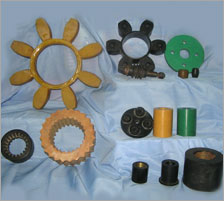 Rubber Coupling Pad & Bush